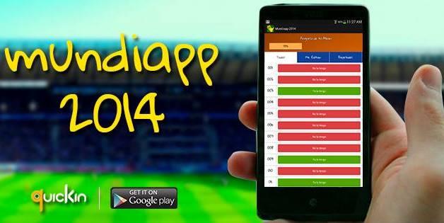 MundiApp 2014