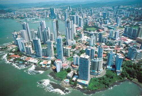 city panam