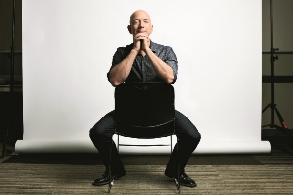 Jeff Bezos - Emprendedores