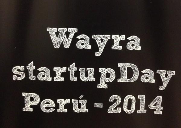 Wayra - Cuarta Convocatoria 2014