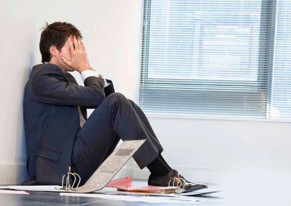 Emprendedor desesperado