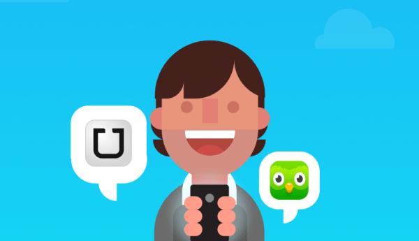UberEnglish - Facebook (option 1)