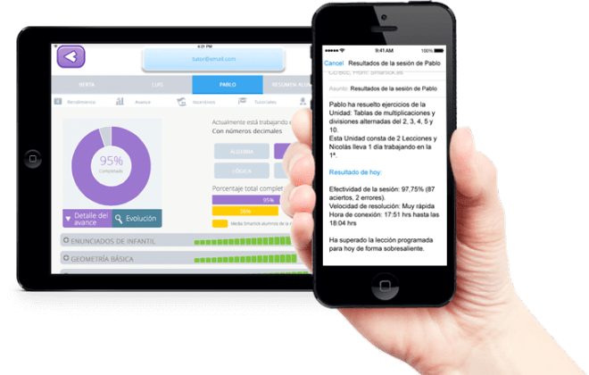 Smartick - Inteligencia Artificial
