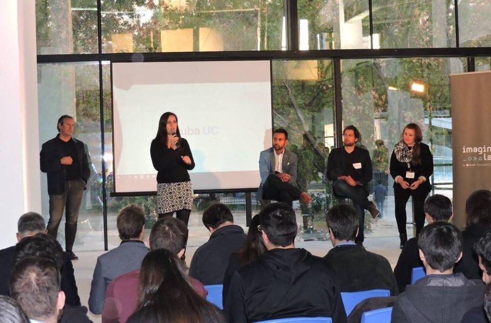 Incuba UC e Imagine Lab de Microsoft se juntan para potenciar a emprendedores chilenos