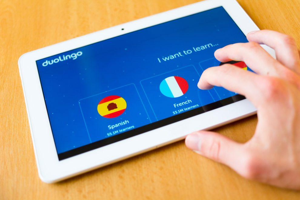 Duolingo levanta US$25 M y supera los 200 M de usuarios