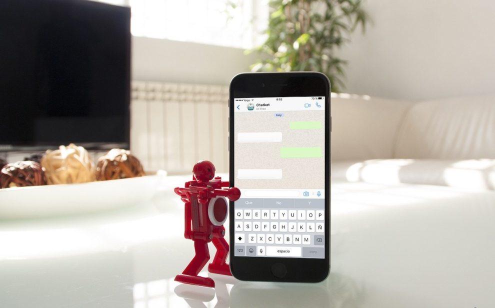 Las cinco mejores 'chat apps' para crear un chatbot