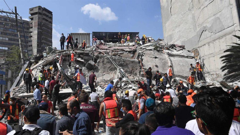 Aprovechando la tecnología para responder a los daños del terremoto: El ejemplo mexicano