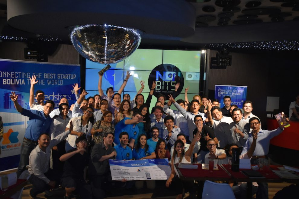 Seedstars elige a NetBits Business Software como la mejor startup de Bolivia