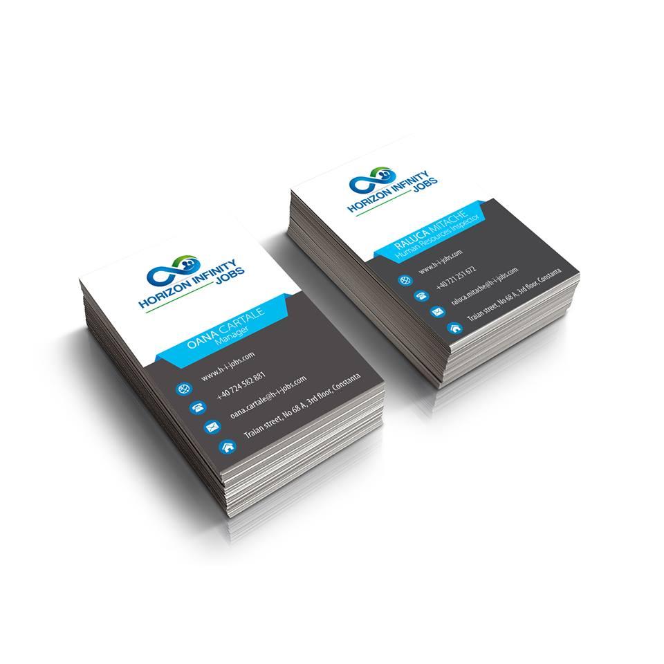 Design & print carti de vizita