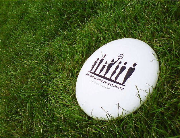 PUL Disc on grass
