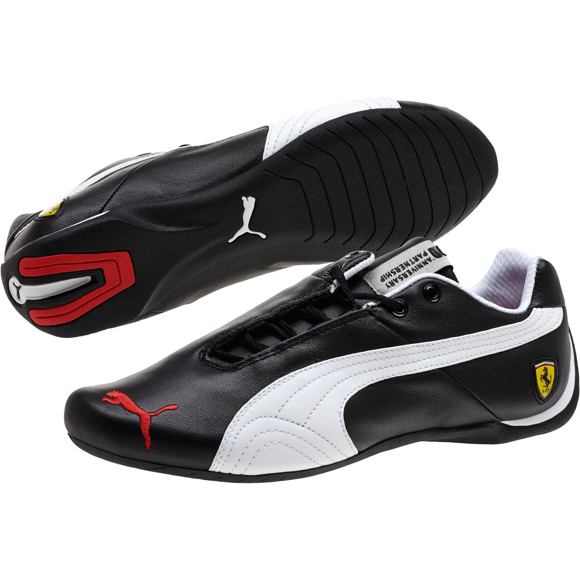 Puma Ferrari Future Cat 10 Leather Men' Shoes