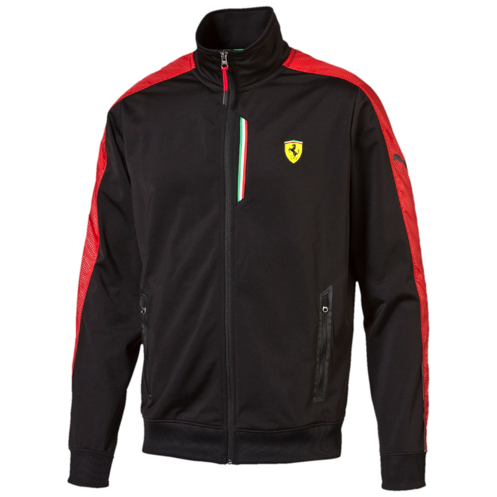 Ferrari Jackets Men Puma Track Jacket
