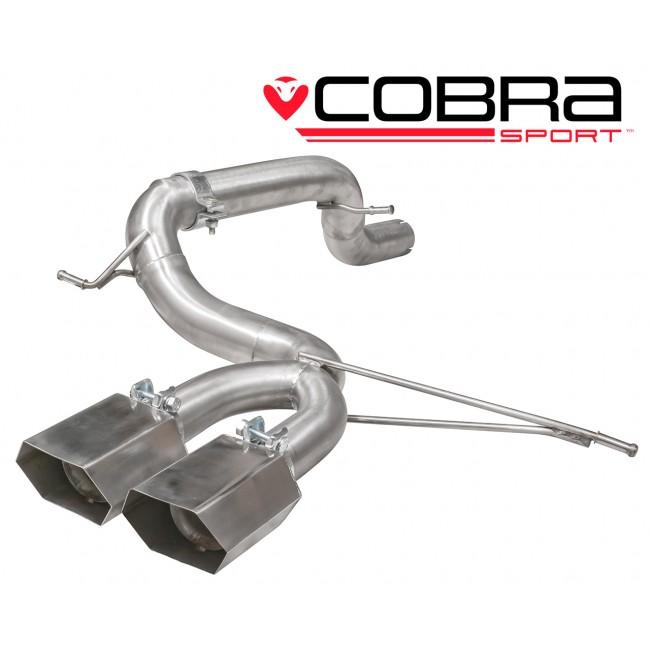 cobra focus st diesel rear exhaust