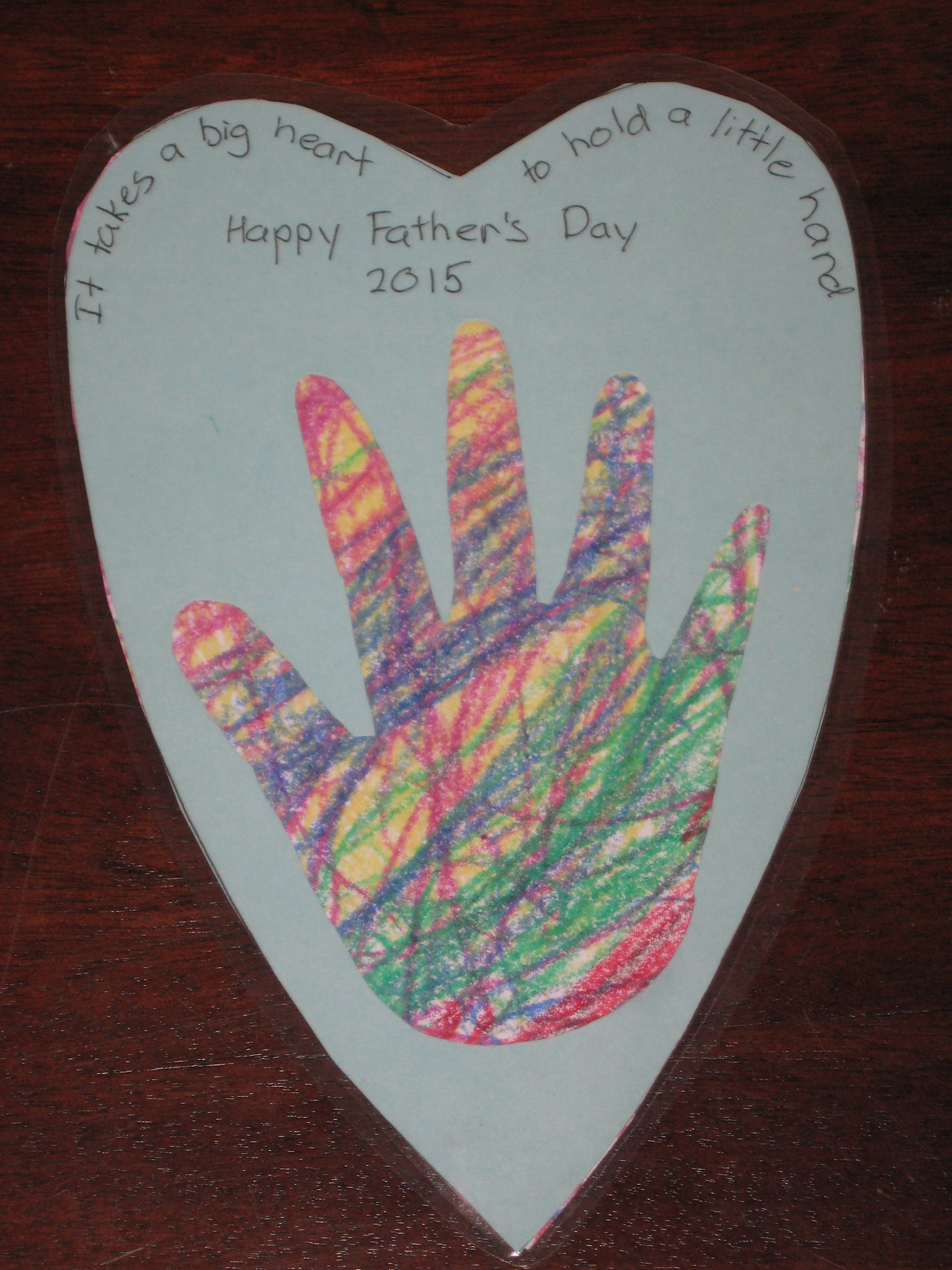 Simple Father S Day Craft