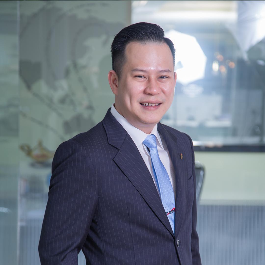Dato' Sri Alvin Ang