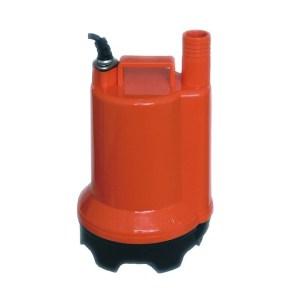 Solar submersible drainage pump