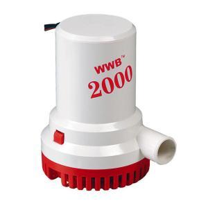 2000 GPH Bilge Pump 12V DC 2