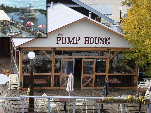 Contact Us  Pump House Restaurant
