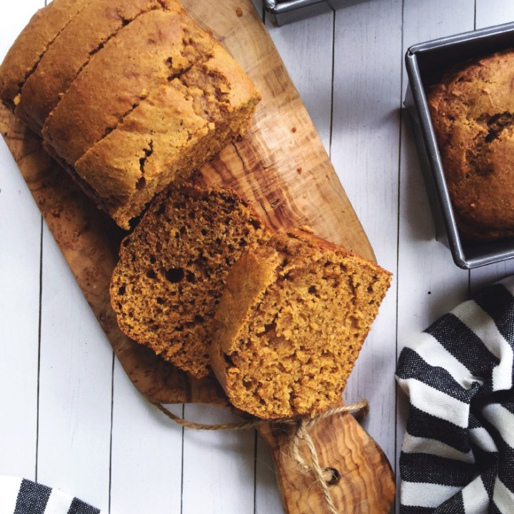 Easy Pumpkin Quick Bread Hack Everyone Will Love