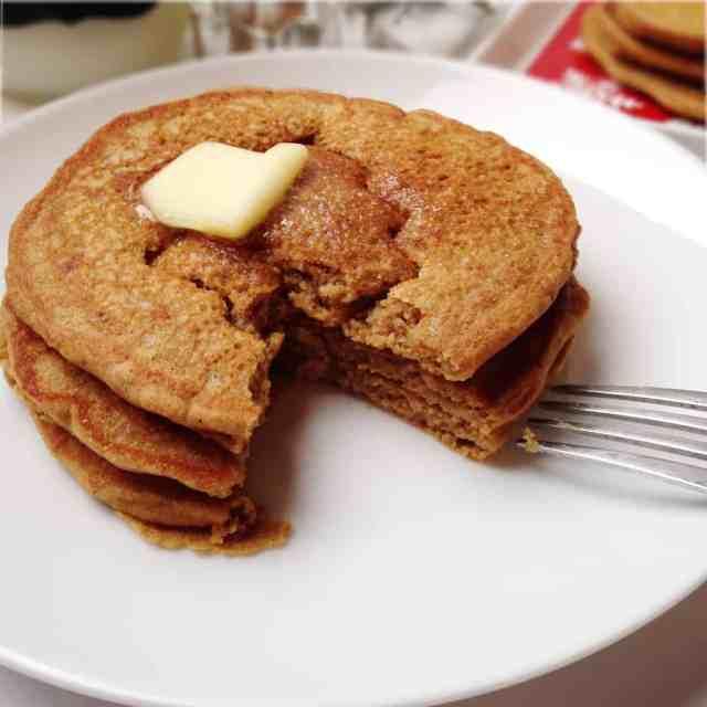 gingerbread pancakes4