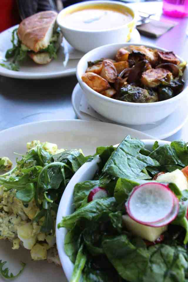 Vegetarian Travel: San Francisco