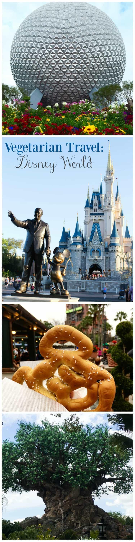 Vegetarian Travel: Disney World! - pumpkinandpeanutbutter