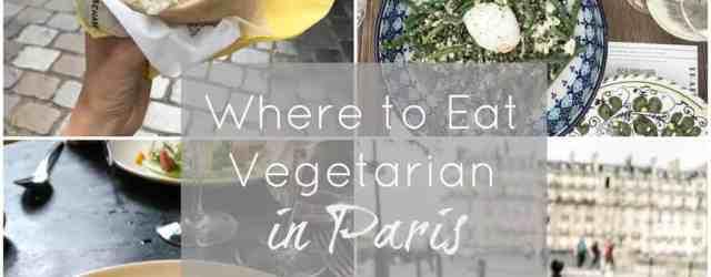 Where to Eat Vegetarian in Paris | pumpkin & peanut butter