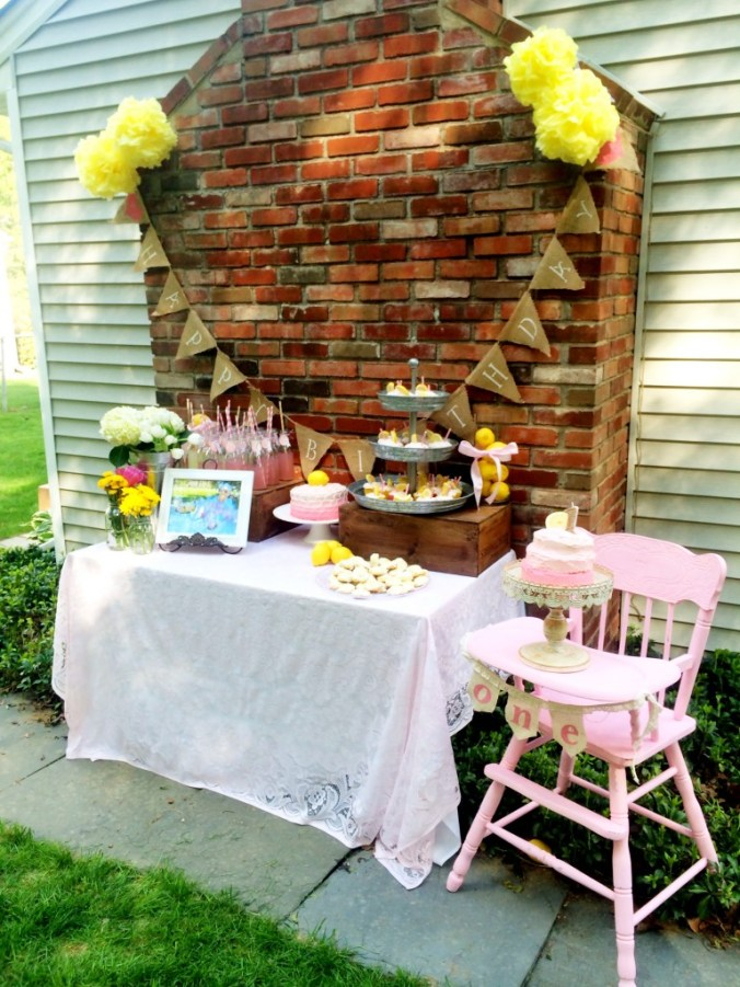 LSP dessert table overview