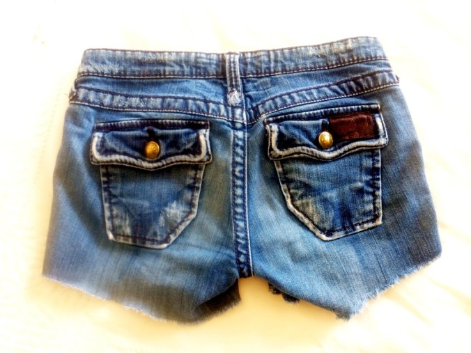 cut off shorts blog pic white background
