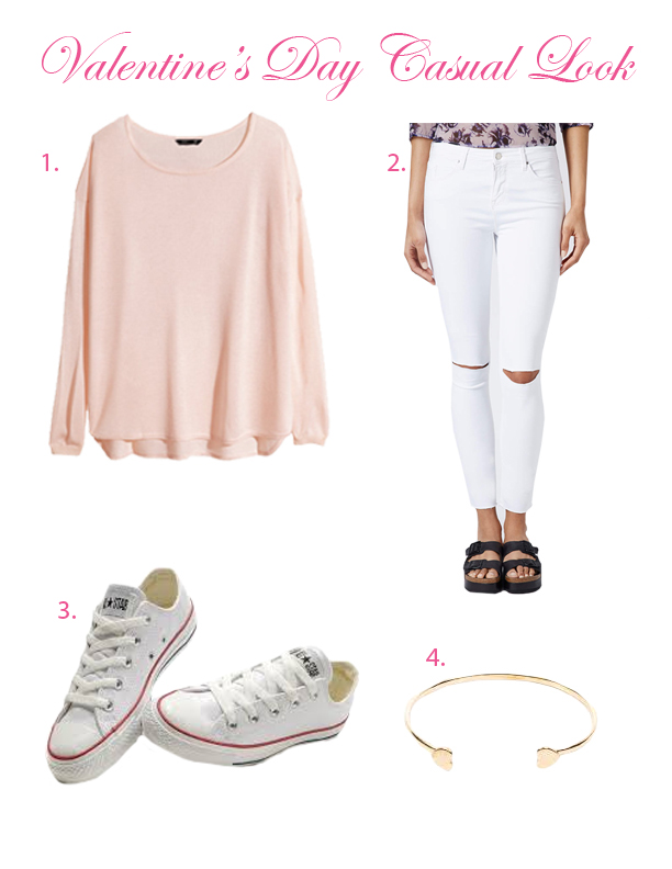 valentine's day casual look 2