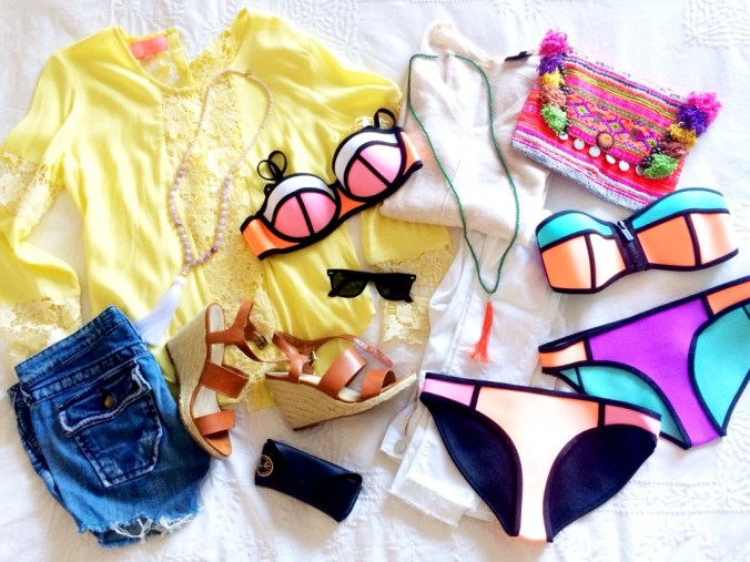 miami packing list
