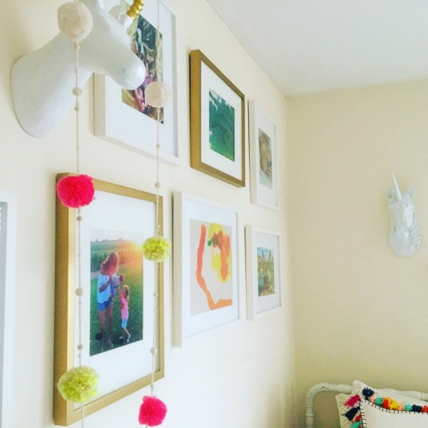 Create Great Wall In Kids' Room