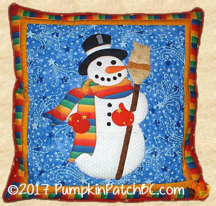PPP001 Snowman