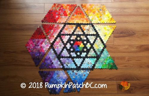 Hexagons Current