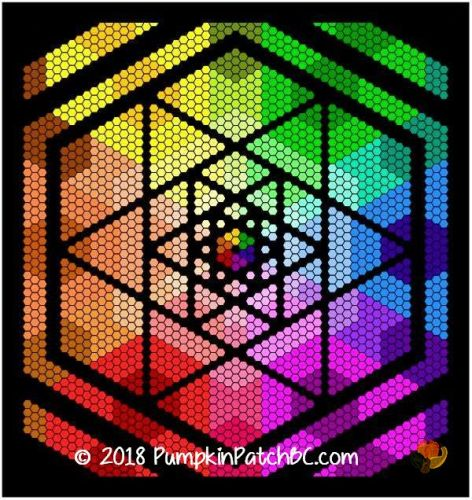 Hexagons Design