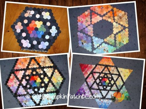 Hexies Progress