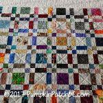 Scrap Quilt Detail 1