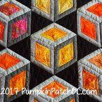 Tumbling Blocks Detail 1