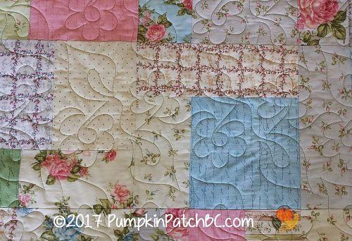 Pastel Roses Detail 1