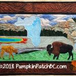 Yellowstone Wall Hanging