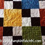 Flannel Squares Detail 1