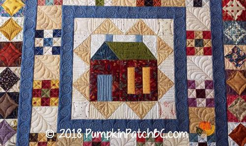 Little House Detail 1