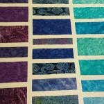 Rainbow Rectangles Detail 2