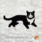 Tuxedo Cat #2