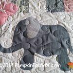 Elephant Parade Detail 2