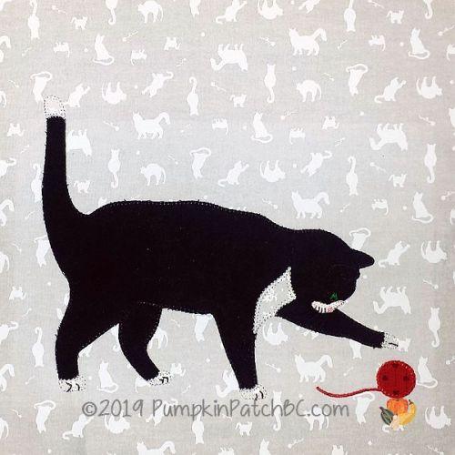 Tuxedo Cat #3