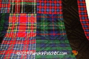 Checks and Plaids Detail 1
