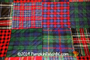 Checks and Plaids Detail 2