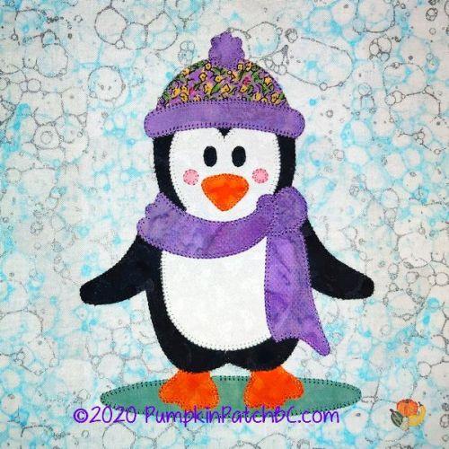 PPP-054-01 Penguin #1