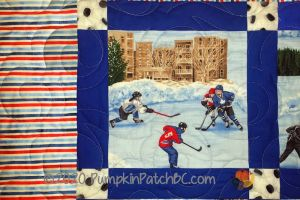 Hockey Time in Canada Detail 4